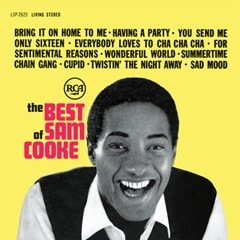 The Best of Sam Cooke - 1