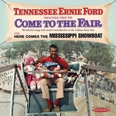 Tennessee Ernie Ford Invites You to Come to the Fair/...: Here Comes the Mississippi Showboat - 1