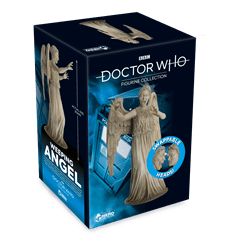Weeping Angel: Doctor Who Mega Figurine (online only) Hero Collector - 5