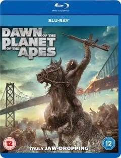 Dawn of the Planet of the Apes - 1