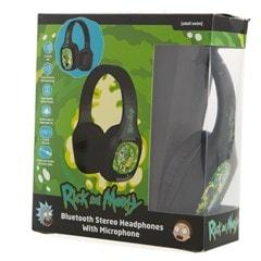 Lazerbuilt Rick & Morty Portal Bluetooth Headphones - 5