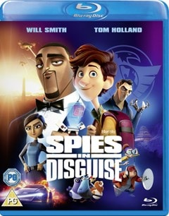 Spies in Disguise - 1
