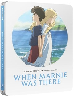 When Marnie Was There Limited Edition Steelbook - 2
