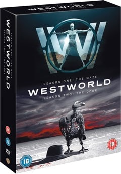 Westworld: Season One - The Maze/ Season Two - The Door - 2