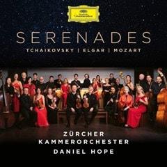 Tchaikovsky/Elgar/Mozart: Serenades - 1