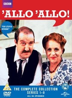 'Allo 'Allo: The Complete Series 1-9 - 1