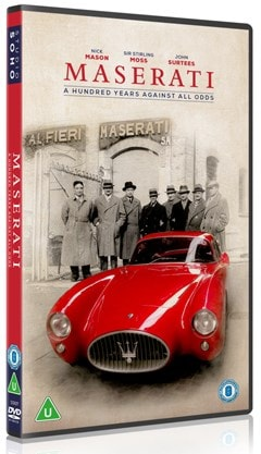 Maserati: A Hundred Years Against All Odds - 1