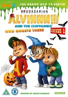 ALVINNN!!! And the Chipmunks: Season 1 Volume 3 - Who Ghosts... - 1
