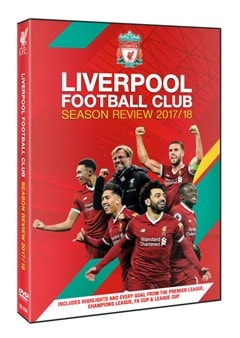 Liverpool FC: End of Season Review 2017/2018 - 2