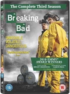 Breaking Bad: Season Three - 1