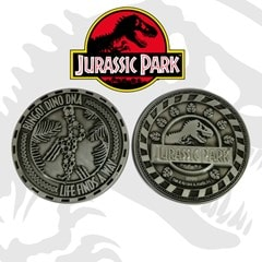 Jurassic Park DNA: Limited Edition Coin - 1