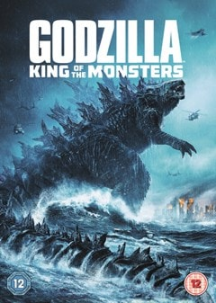 Godzilla - King of the Monsters - 1