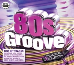80s Groove: The Ultimate Collection - 1