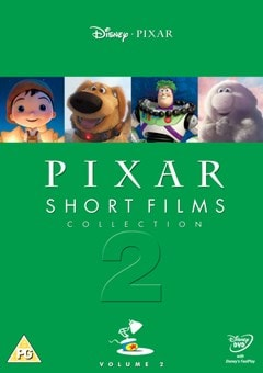 Pixar Short Films Collection: Volume 2 - 1