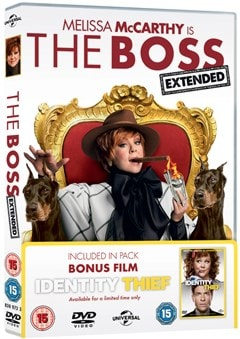 The Boss/Identity Thief - 2