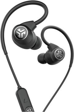 J-Lab Epic Sport Black Bluetooth Earphones - 1