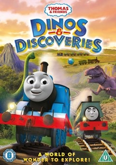 Thomas & Friends: Dinos and Discoveries - 1