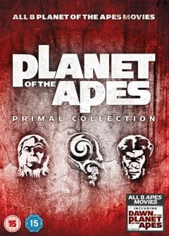 Planet of the Apes: Primal Collection - 1