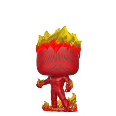 Human Torch: First Appearance (501) Marvel 80th Anniversary Pop Vinyl - 1