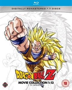 Dragon Ball Z: Movie Collection 1-13 + TV Specials - 1