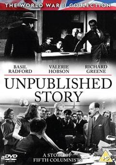 Unpublished Story - 1