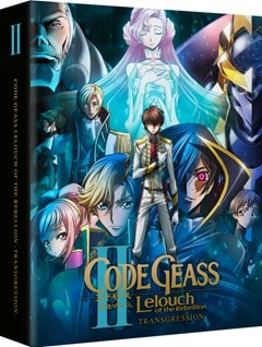 Code Geass: Lelouch of the Rebellion II - Transgression - 1
