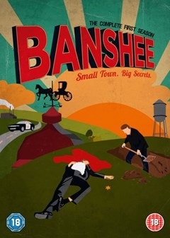 Banshee: The Complete First Season - 1