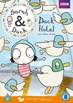 Sarah & Duck: Duck Hotel and Other Stories - 1