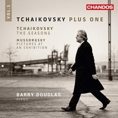 Tchaikovsky: Plus One: Tchaikovsky: The Seasons/Mussorgsky: Pictures at an Exhibition - Volume 1 - 1