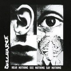 Hear Nothing See Nothing Say Nothing - 1
