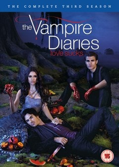 The Vampire Diaries: The Complete Third Season - 1