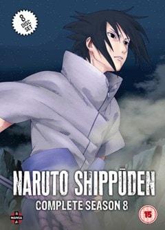 Naruto - Shippuden: Complete Series 8 - 1