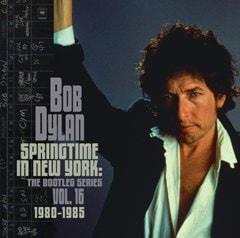 Springtime in New York: The Bootleg Series Vol. 16 (1980-1985) - 2CD - 1