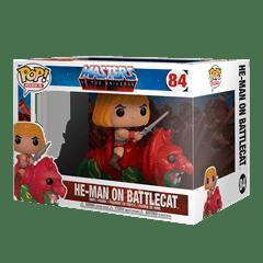 He-Man on BattleCat (84) Masters Of The Universe Pop Vinyl Rides - 2