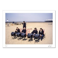 Oasis Art Print: Beach Shot - 1