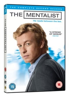 The Mentalist: The Complete Second Season - 1