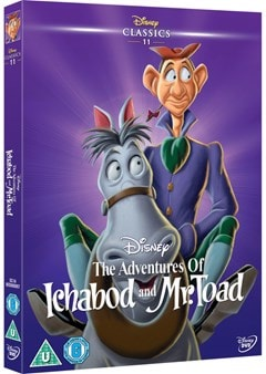 The Adventures of Ichabod and Mr Toad - 2