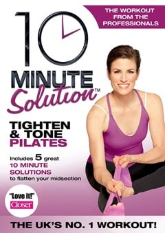 10 Minute Solution: Tighten and Tone Pilate - 1