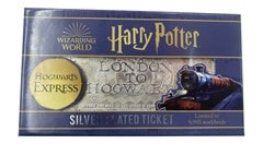 Harry Potter: Hogwarts Train Ticket Metal Replica (online only) - 4