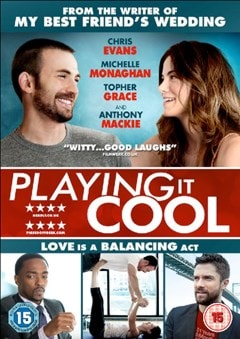 Playing It Cool - 1