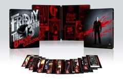 Friday the 13th: Parts 1-8 Limited Edition Steelbook - 1