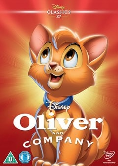 Oliver and Company - 1