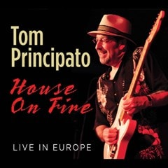 House On Fire: Live in Europe - 1
