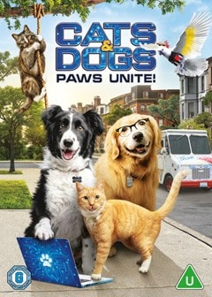 Cats & Dogs: Paws Unite! - 1