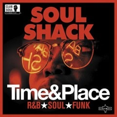 Soul Shack: Time & Place - 1