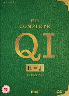 QI: The Complete H to J - 1