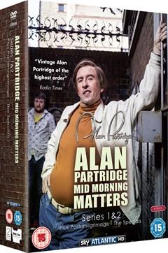Alan Partridge: Mid Morning Matters - Series 1-2 - 2