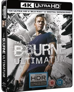 The Bourne Ultimatum - 2