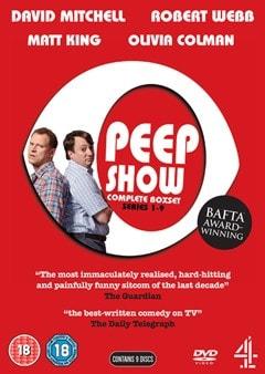 Peep Show: Series 1-9 - 1