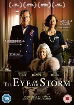 The Eye of the Storm - 1